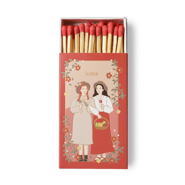 Anne matchbox